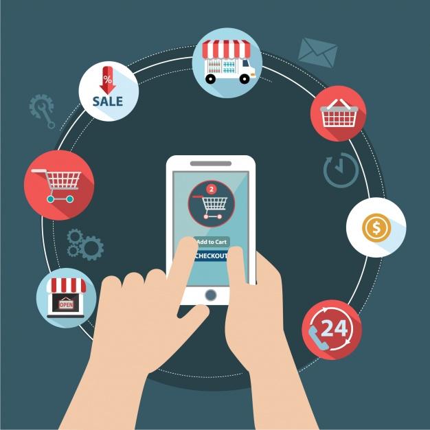 online shopping app list