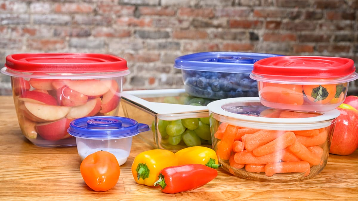 Easy way to buy food containers