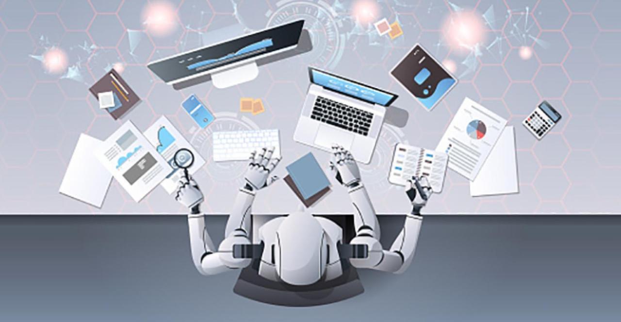 What's Robotic Process Automation?