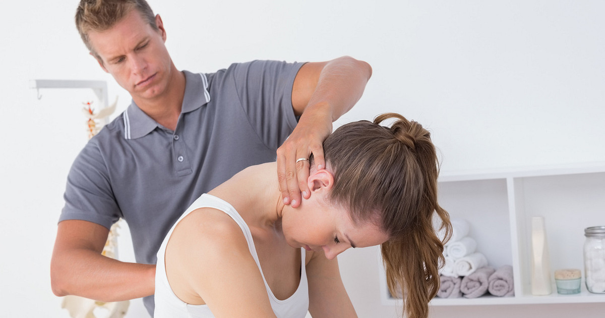 Bring forth the Neck Pain Chiropractor