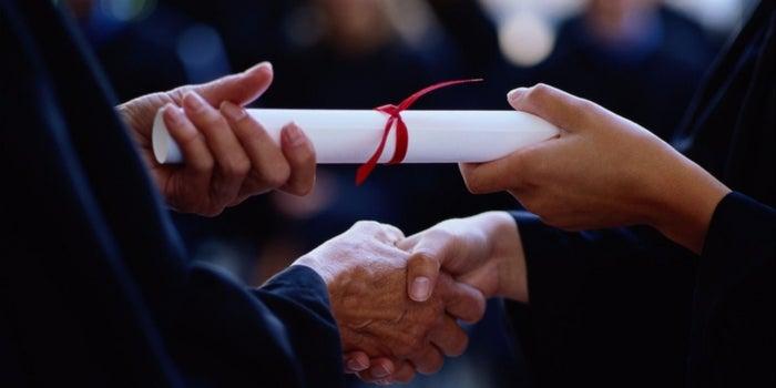 University Diploma Degree