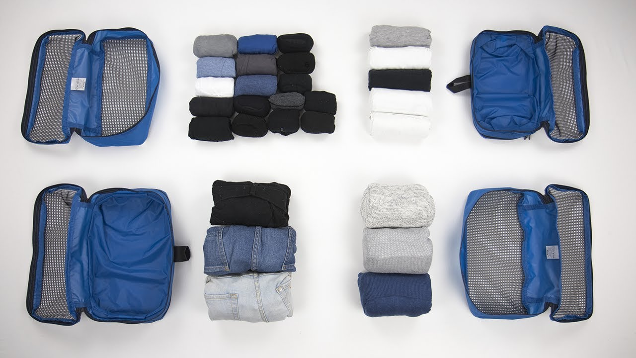 Know about how to fold a shirt and the best packing hack for travel