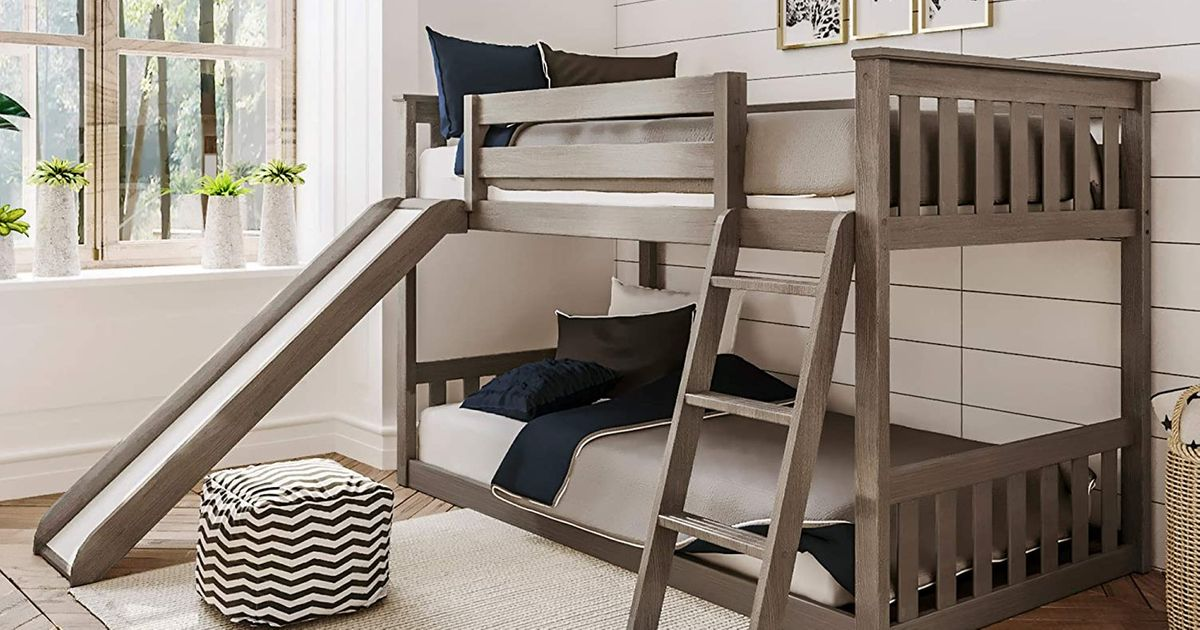 How and Why to Buy Bunk Beds for Kids?