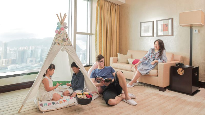 know about a staycation